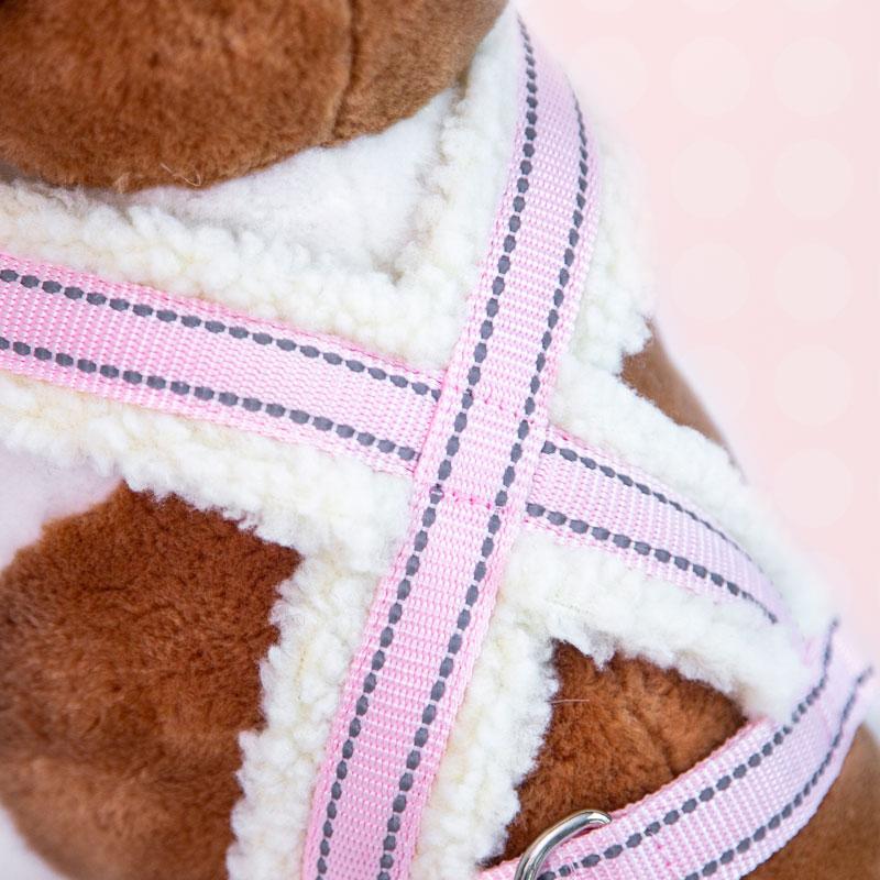 Cashmere Vest Dog Harness